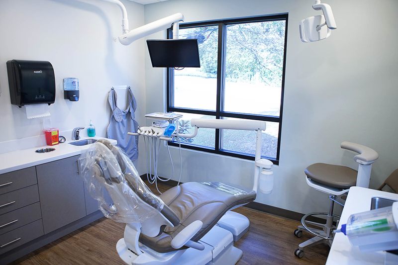 Forest acres dentistry room in columbia